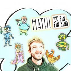 Mathi - Ich bin ein Kind CD